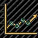 business, finance, graph, management