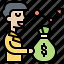 financial, income, investment, profit, revenue