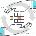 hands, integration, optimization, problem, puzzle, solving