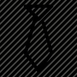 bow, neck, strap, suit, tie icon