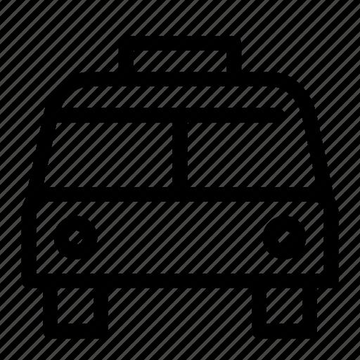 cab, city, driver, fare, taxi icon