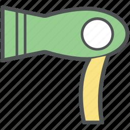 blow dryer, hair care, hair dressing, hair dryer, hair heater, hair salon, hair styling icon