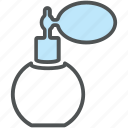 fragrance, perfume, perfume bottle, perfume spray, scent icon