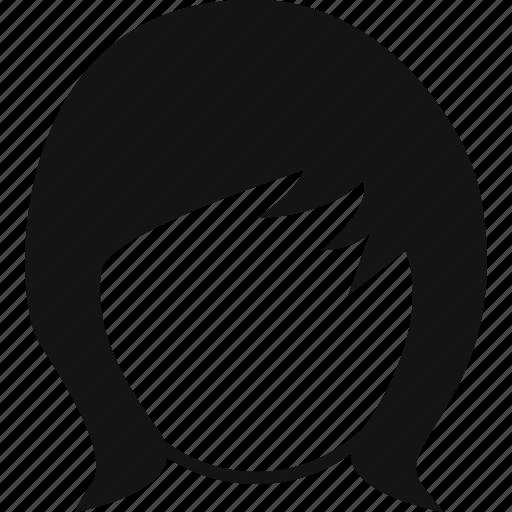 avatar, girl, profile, user, woman icon