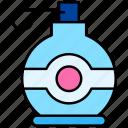 cologne, cosmetics, perfume icon