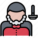 barber, barbershop, hair, hairstyle, razor, shaving icon