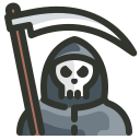 death, grim, reaper icon