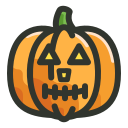 ghost, halloween, pumpkin icon