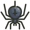 halloween, scary, spider, spooky icon