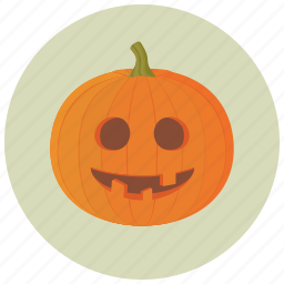 carving, decoration, goofy, halloween, pumpkin icon