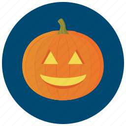 carve, decoration, halloween, lit, pumpkin, smile icon