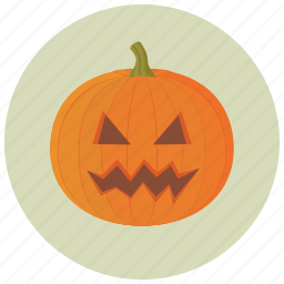 carve, decoration, halloween, pumpkin, scary icon