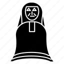 ghost, halloween, october, scary icon