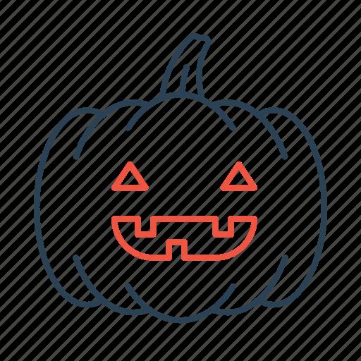 halloween, horror, lantern, pumpkin, scary, spooky icon