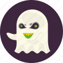 evil, festival, ghost, halloween, scary, soul, spirit icon