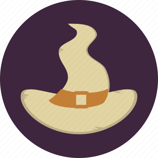 cap, halloween, hat, magic, witch, wizard icon