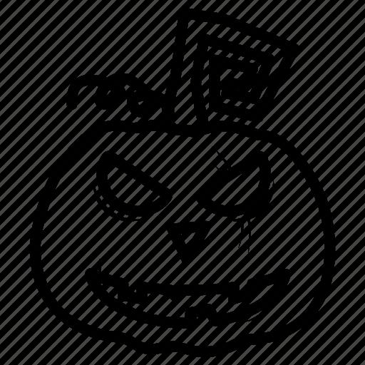 bat, download, final, frankenstein, ghost, halloween, illustration icon