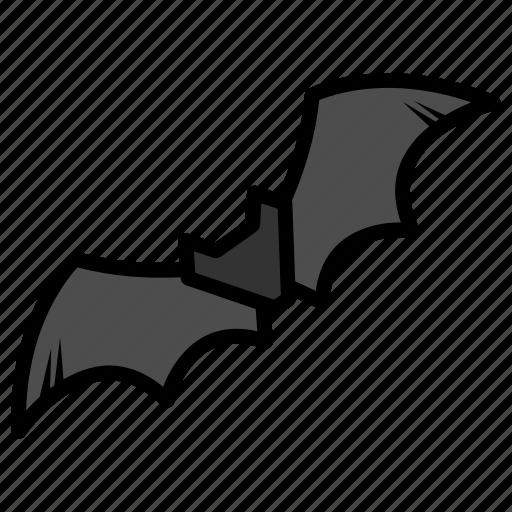 Ghost, bat, halloween, illustration, moon, witch, frankenstein icon