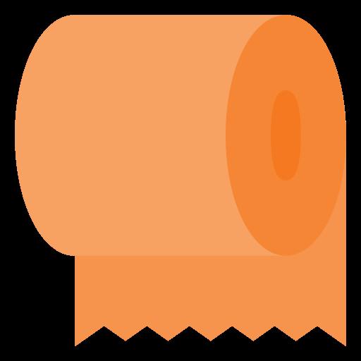 halloween, holyday, paper, toilet, treat, trick icon