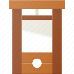 cut, guilotine, halloween, head, holyday, off icon
