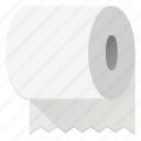 halloween, holyday, paper, toilet, treat, trick icon