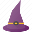 halloween, hat, holyday, magic, witch icon