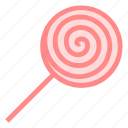 confect, halloween, lollipop, sweeticon icon