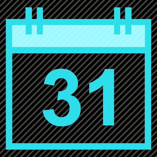 calendar, halloweenicon icon