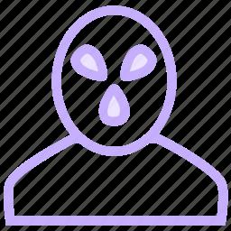 creepy, emojis, halloween, horror, jason, scary, spookyicon icon