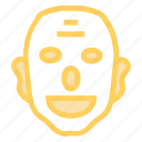 halloween, skullicon icon