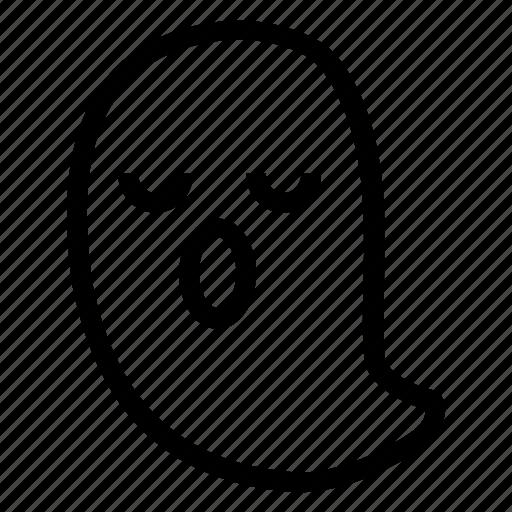 ghost, halloweenicon icon