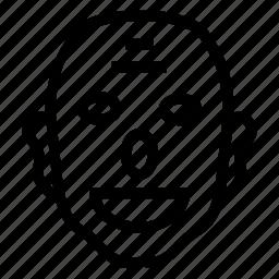 halloween, skullicon icon