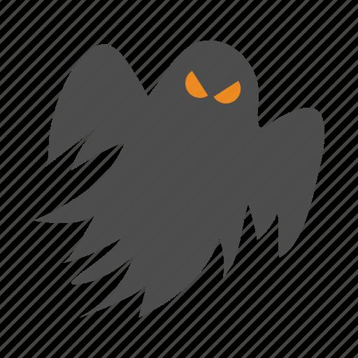 death, ghost, halloween, halloween ghost icon