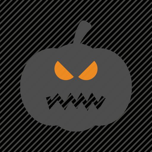 death, halloween, pumpkin icon