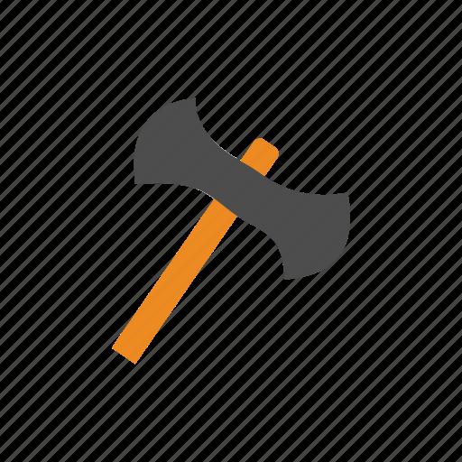 halloween, scythe icon