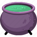 cauldron, drug, drugs, medicine icon