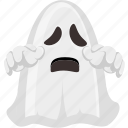 ghost, halloween, specter, spectre, spirit icon