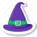 costume, halloween, hat, magic, spooky, witch icon