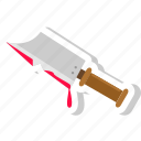 butcher, halloween, killer, knife, nightmare icon