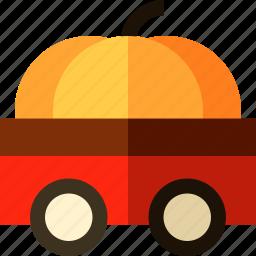 1, halloween, pumpkin icon
