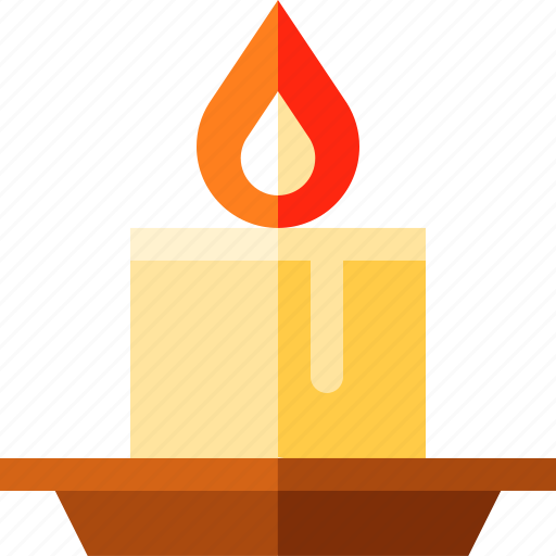 candle, decoration, illumination, light, ornamental icon