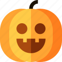 fear, halloween, horror, pumpkin, scray, terror icon