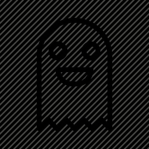 fear, ghost, scary, spooky, terror icon