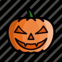 decoration, halloween, holiday, pumpkin, scary, spooky icon