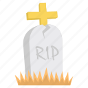 cemetery, dead, death, halloween, rip, scary