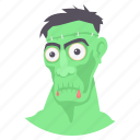 ghost, halloween, horror, monster, scary, spooky icon