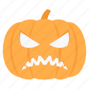 halloween, horror, monster, pumpkin, scary, spooky icon
