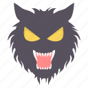 halloween, horror, monster, scary, spooky icon