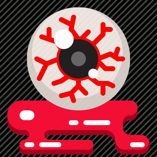 eye, eyeballs, human, view, vision icon