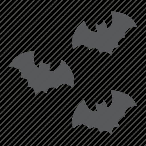 animal, bat, bats, fly, halloween, spooky, vampire icon